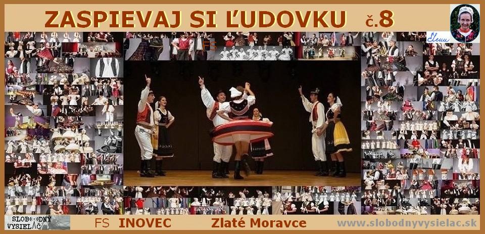 Zaspievaj si ľudovku č.8_FS Inovec_Zlaté Moravce