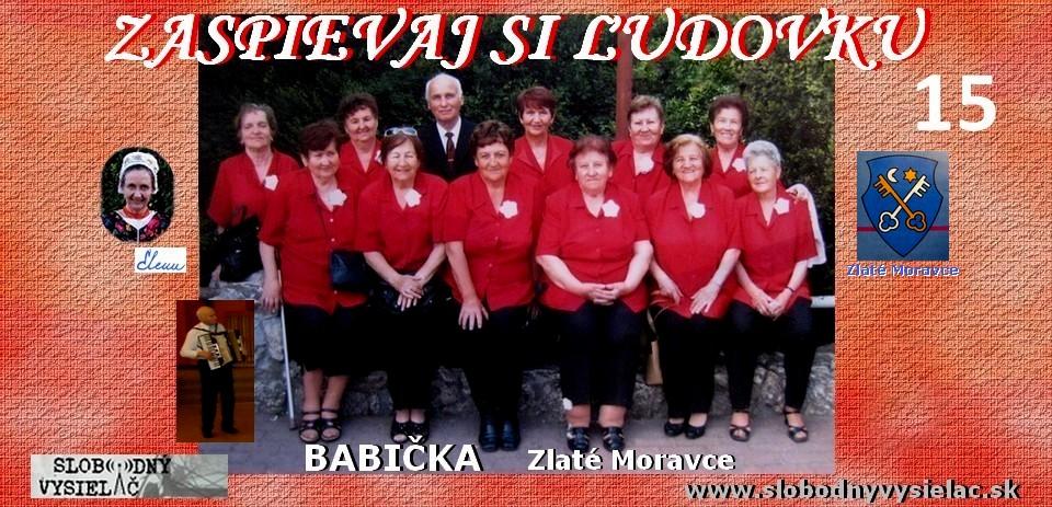 Zaspievaj si ľudovku c.15_Babička_Zlaté Moravce_EW