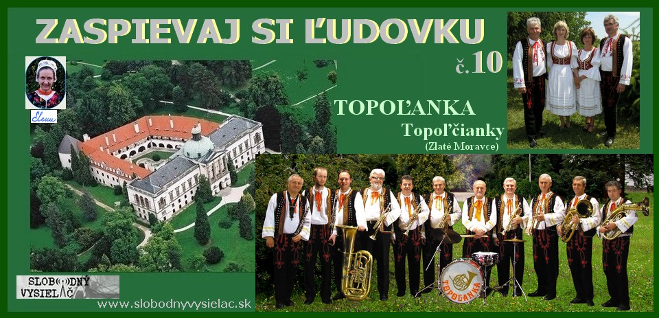 Zaspievaj si ludovku c.10_Topolanka_Topolcianky