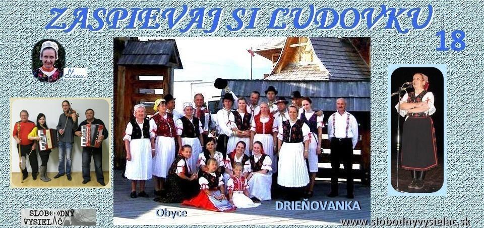 Zaspievaj si ludovku c.18_Drienovanka_Obyce_EW