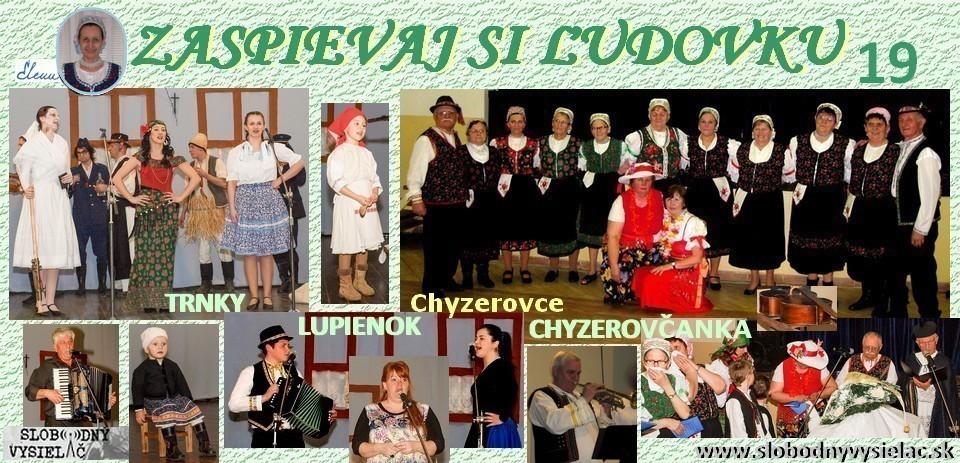 Zaspievaj si ludovku c.19_Lupienok, Trnky, Chyzerovcanka_Chyzerovce_EW