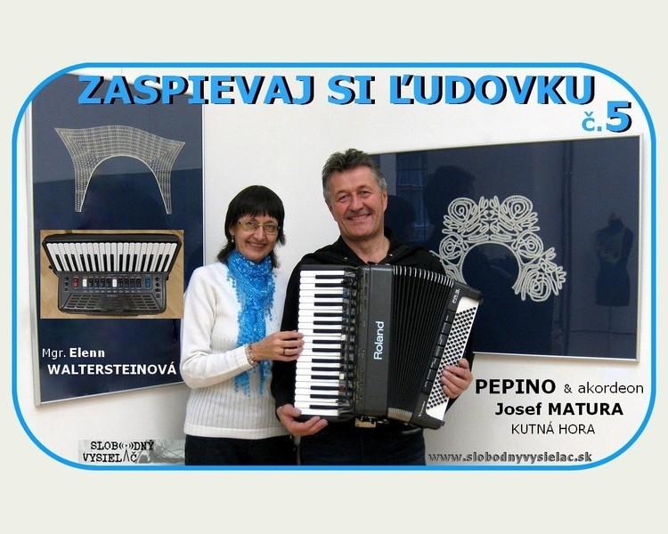 Zaspievaj si ludovku c.5_Pepino-Josef Matura