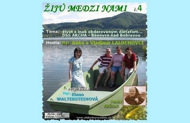 Zmn-04_Mgr. Anka a Vladko Laluchovci_Banovce nad Bebravou