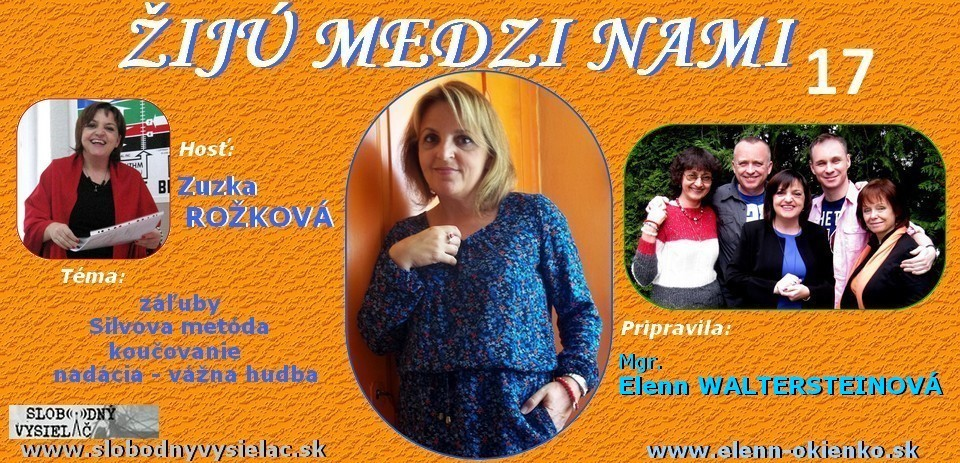 Ziju medzi nami c.17_Zuzka Rozkova_Praha_EW