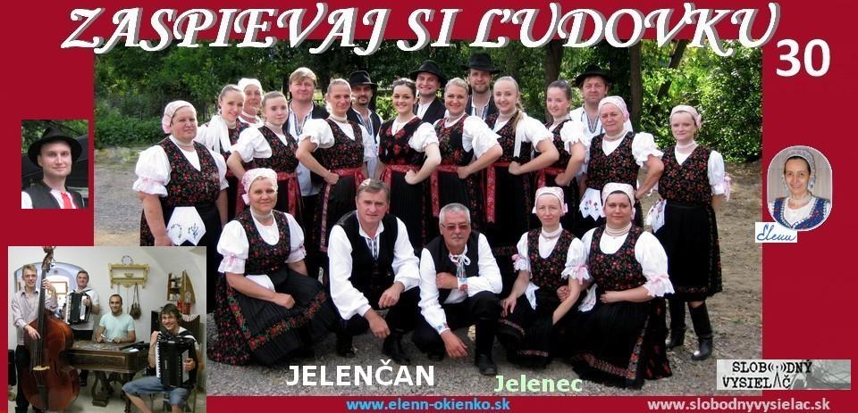 Zaspievaj si ludovku c.30_Jelencan_Jelenec_EW