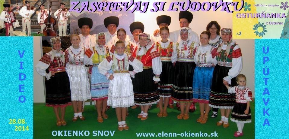 Zaspievaj si ľudovku_video-upútavka č.2_ Osturňanka_Osturňa_EW – kópia