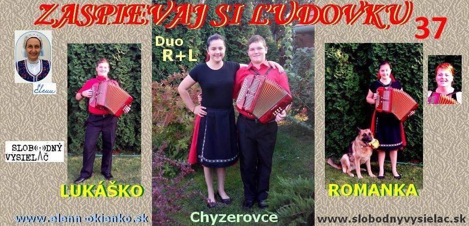 Zaspievaj si ludovku c.37_Romanka+Lukasko_Chyzerovce_EW