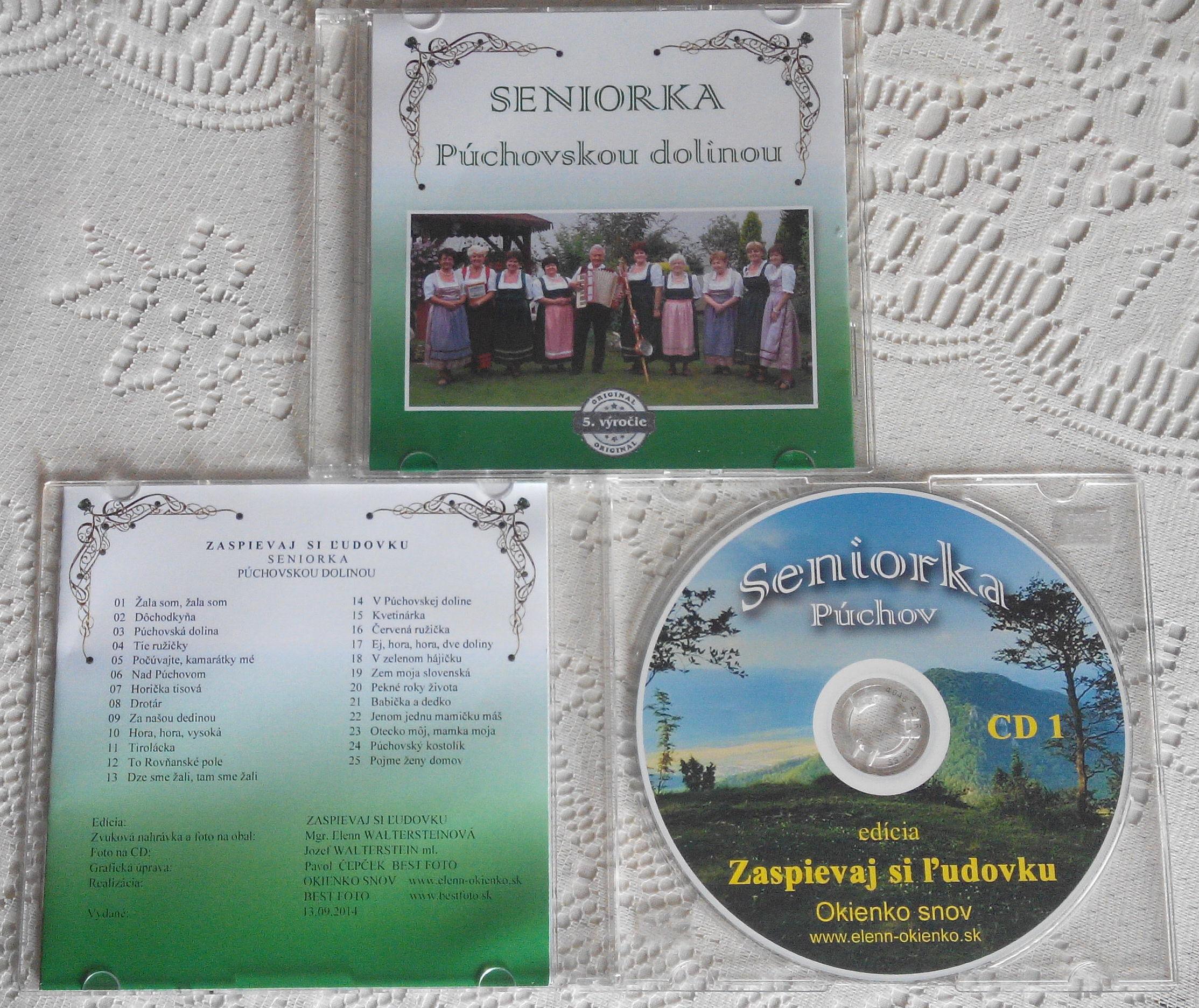 CD 1_SENIORKA z Púchova