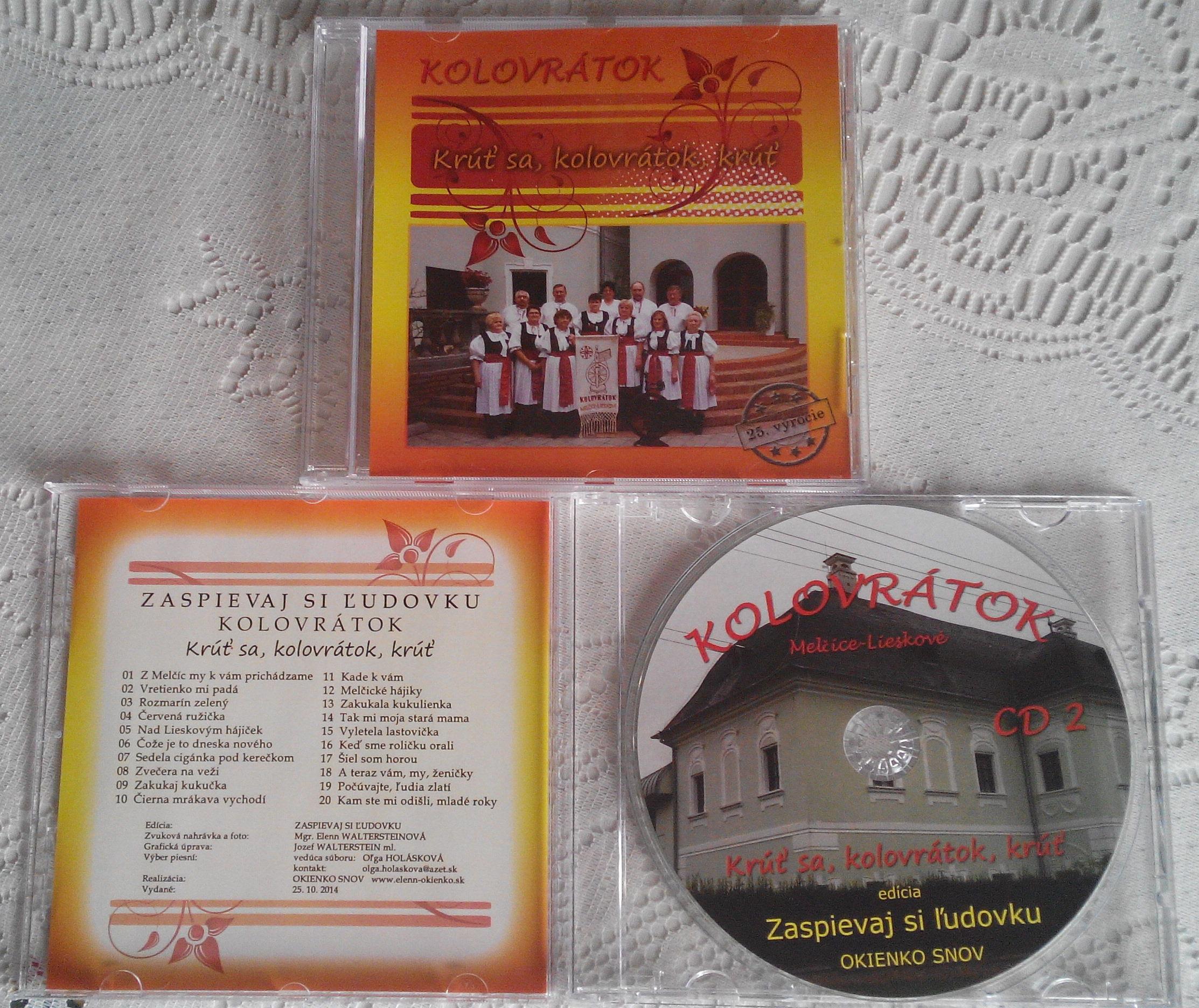 CD 2_KOLOVRÁTOK z Melčíc-Lieskového