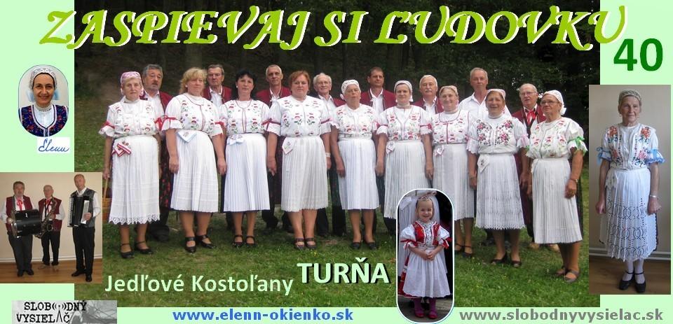 Zaspievaj si ludovku c.40_Turna_Jedlove Kostolany_EW