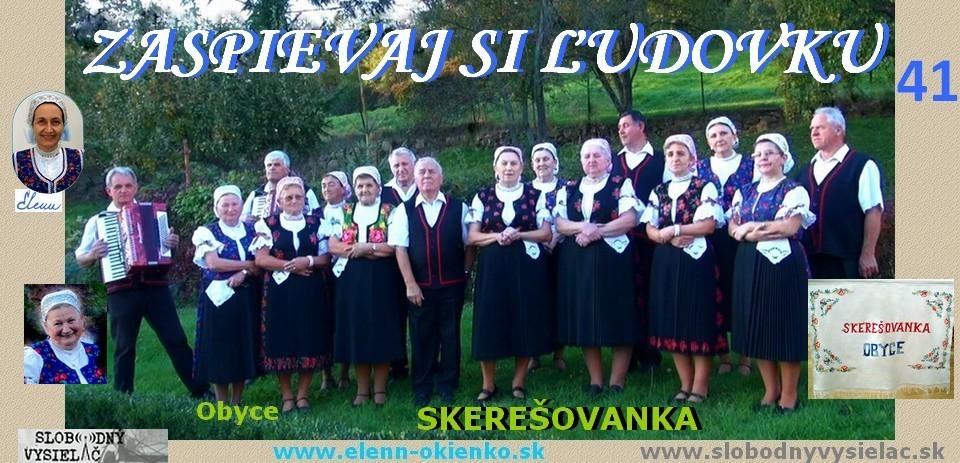Zaspievaj si ludovku c.41_ Skeresovanka_Obyce_EW