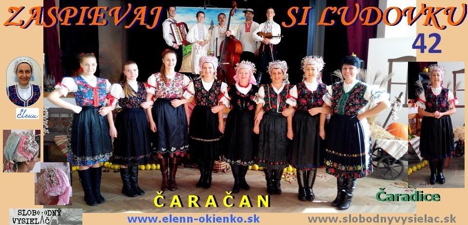Zaspievaj si ludovku c.42_Caracan_Caradice_EW