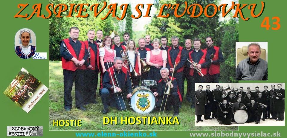 Zaspievaj si ludovku c.43_DH Hostianka_Hostie_EW