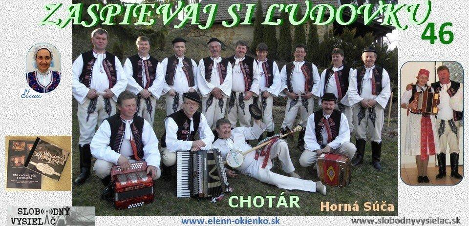 Zaspievaj si ludovku c.46_Chotar_Horna Suca_EW