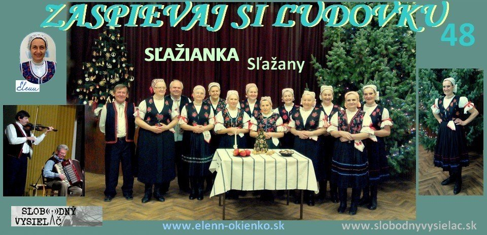 Zaspievaj si ludovku c.48_Slazianka_Slazany_EW