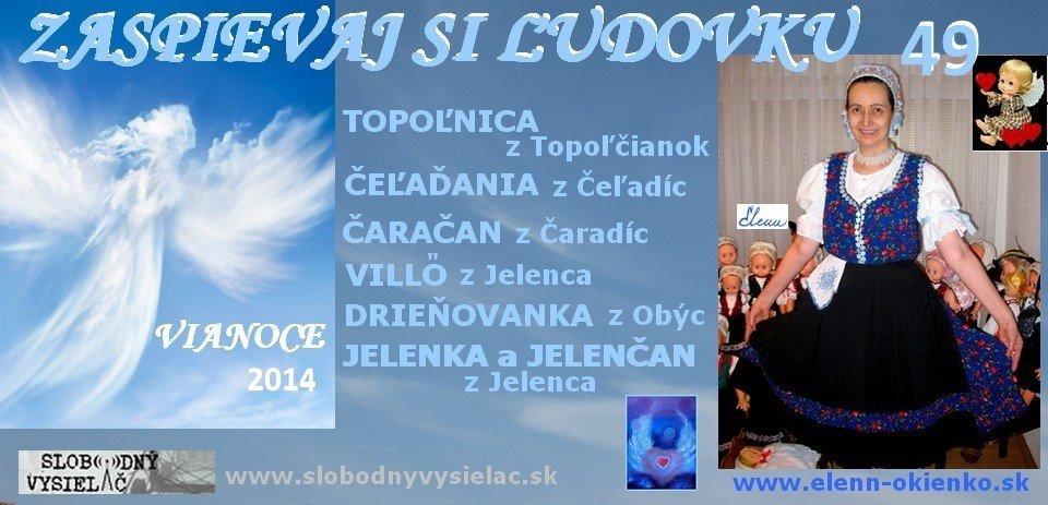 Zaspievaj si ludovku c.49_VIANOCE 2014_EW