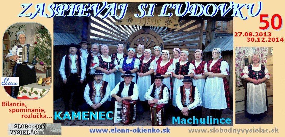 Zaspievaj si ludovku c.50_Kamenec_Machulince_EW