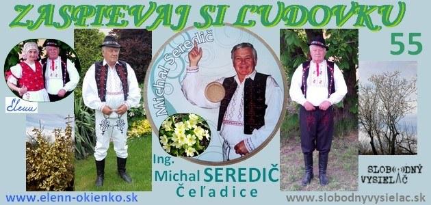 Zaspievaj si ludovku c.55_Ing. Michal Seredic_Celadice_EW