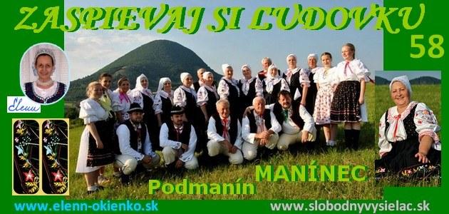 Zaspievaj si ludovku c.58_Maninec_Podmanin_EW