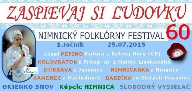 Zaspievaj si ludovku c.60_Nimnicky folklorny festival_Kupele Nimnica_EW