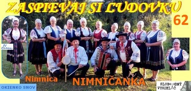 Zaspievaj si ludovku c.62_Nimnicanka_Nimnica_EW