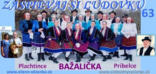 Zaspievaj si ludovku c.63_Bazalicka_Pribelce a Plachtince_EW