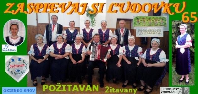 Zaspievaj si ludovku c.65_Pozitavan_Zitavany_EW