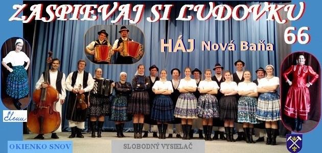 Zaspievaj si ludovku c.66_Haj_Nova Bana_EW