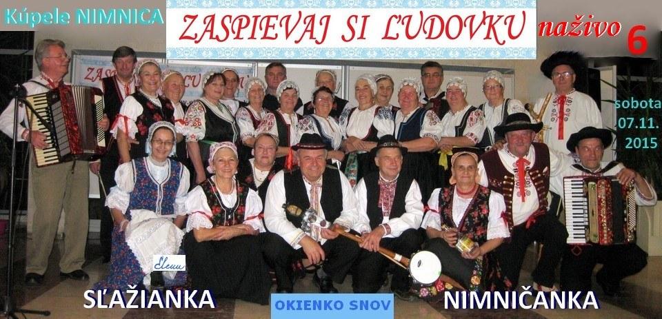 Zaspievaj si ľudovku naživo č.6_Kúpele Nimnica_07-11-2015_EW