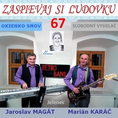 Zaspievaj si ludovku c.67_Retro Band_Jelenec_EW