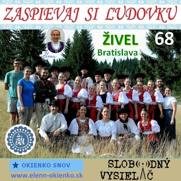 Zaspievaj si ludovku c.68_Zivel_Bratislava_EW