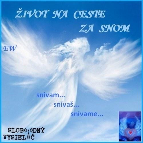 ŽIVOT NA CESTE ZA SNOM_Mgr. Elenn Waltersteinová