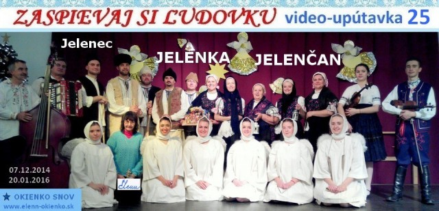 25_Zaspievaj si ľudovku_video-upútavka_JELENČAN a JELENKA_Jelenec_EW