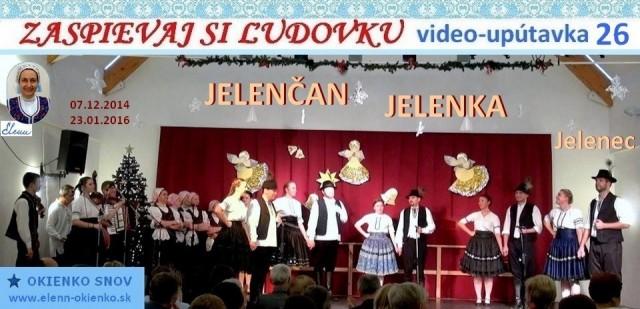 26_Zaspievaj si ľudovku_video-upútavka_JELENČAN a JELENKA_Jelenec_EW