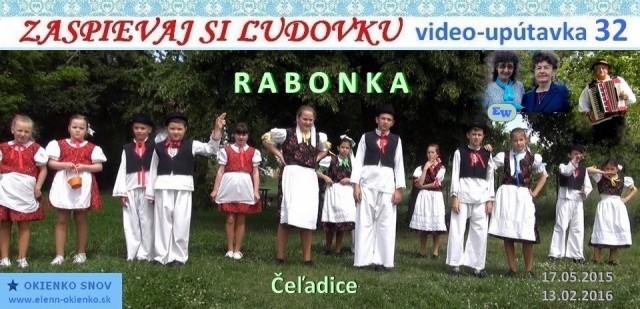 32_Zaspievaj si ľudovku_video-upútavka_DFS RABONKA_Čeľadice_EW