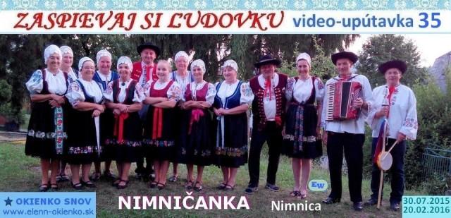 35_Zaspievaj si ľudovku_video-upútavka_NIMNIČANKA_Nimnica_EW
