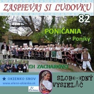 Zaspievaj si ludovku 82_Ponicania a LH Zacharovci_Poniky_13-07-2016_EW